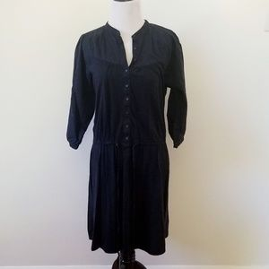 GAP Navy Shirt Dress
